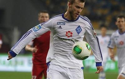 Ярмоленко: После отставки Блохина решительных перемен в Динамо не заметил
