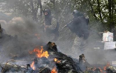 Ситуация в Славянске пока неконтролируемая, антитеррористическая операция продолжается – СБУ