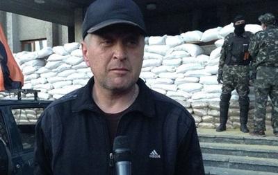 Народний мер  Слов янська погрожує мирному населенню розстрілами - МВС