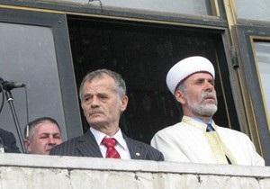 Крымские татары назвали соглашения по флоту унизительными и позорными для Украины