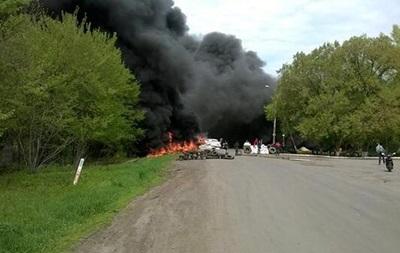 Под Славянском убит один человек - Донецкая ОГА