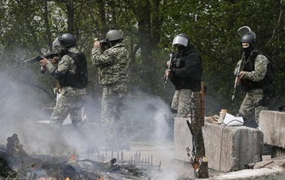 Атака на Слов янськ з північного боку відбита, БТРи відступають - соцмережі