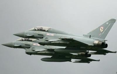 Британия подняла тревогу из-за российских самолетов