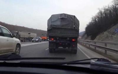 Россия отправила войска к Донецкой области – очевидцы
