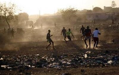 П ята частина населення планети живе в країнах, охоплених насильством і конфліктами