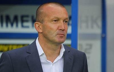 Тренер Черноморца: Крайне расстроены, что не обыграли Динамо