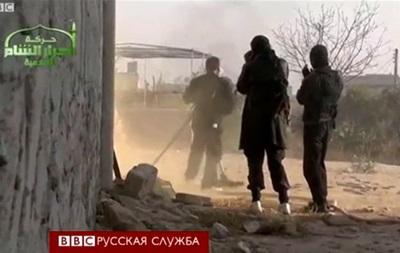 Почему британцы едут воевать в Сирию? - BBC