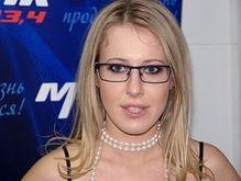 Ксения Собчак устроила скандал в прямом эфире