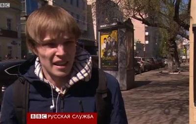 Москвичи о военных учениях РФ на границе - BBC