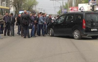 В Краснодоне снова появились блокпосты. Работа шахт под угрозой