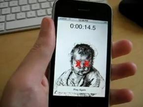 Apple изъял из продажи садистскую игру для iPhone Потряси ребенка