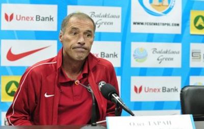 Тренер запорожского Металлурга оштрафован на 10 тысяч гривен за маты на пресс-конференции