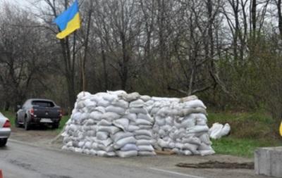 На блок-посту в Винницкой области открыли стрельбу