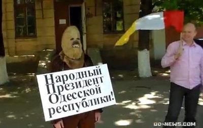 В Одесской психбольнице выбрали  народного президента