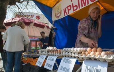 Шопинг по-крымски: россияне скупают все - BBC