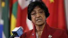Верховный комиссар ООН требует не снабжать Сирию оружием