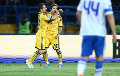 Металлист ставит крест на чемпионских амбициях Днепра и обходит Динамо