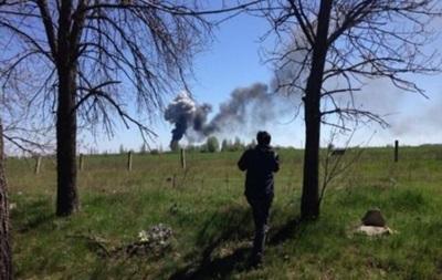 В ходе боевого столкновение возле аэродрома в Краматорске ранены два правоохранителя – Тымчук