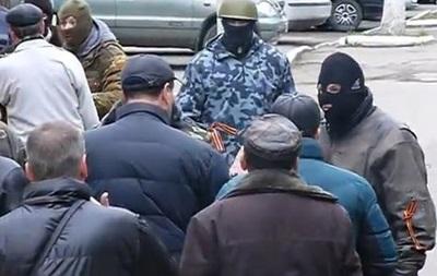Горотдел милиции в Константиновке работает в штатном режиме - МВД