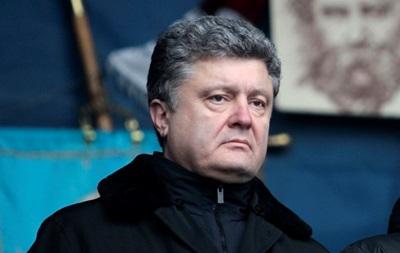Порошенко называет аграрную отрасль Украины «точкой прорыва»