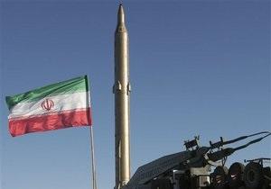 Иран объявил об успешном испытании двух ракет в Индийском океане