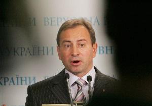 Томенко: У Кличко  пивной  электорат, а свободовцы сотрудничают с властью