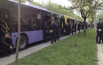 Милиция востока Украины саботирует приказы - СНБО