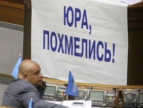 Рада рекомендовала отстранить Луценко от исполнения обязанностей