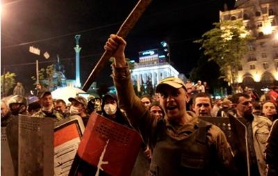 Итоги 29 апреля: снятие Царева с выборов, массовая драка на Майдане и захват админзданий в Луганске