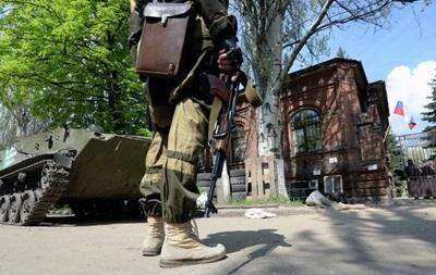 В Горловке захвачены горсовет и райотдел милиции