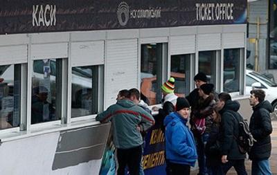 Билеты на кубковый матч Динамо – Черноморец стоят от 10 грн