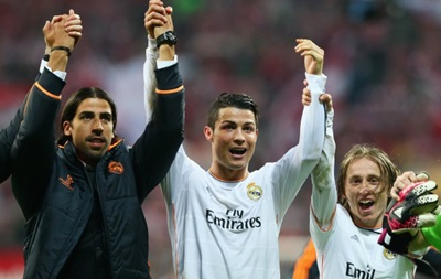 Роналду: Меня не волнует, кто нам будет противостоять в финале