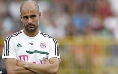 Гвардиола не собирается уходить из Баварии после вылета из Лиги чемпионов