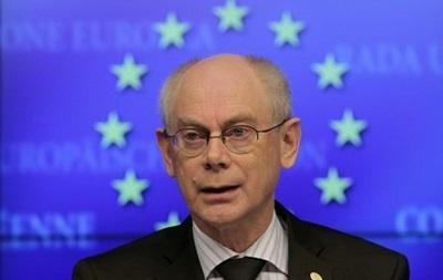 Председатель Евросовета: Украина предприняла шаги по выполнению Женевского соглашения, а Россия - нет
