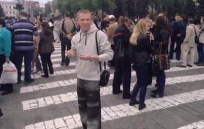 В Харькове возле ОГА проходит пикет: онлайн-трансляция