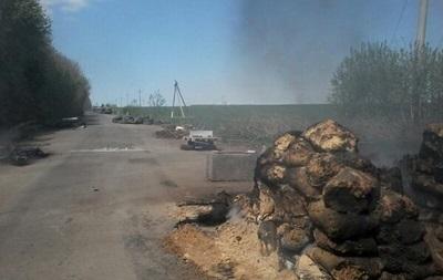 Военные в Славянске захватили телецентр. Самооборона города заявляет о сбитых вертолетах