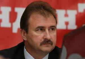 Лавринович: Назначение Попова не противоречит закону