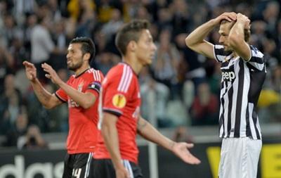 Фотогалерея: Как Бенфика и Севилья в финал Лиги Европы пробились