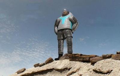 NASA показало прототип скафандра для путешествия на Марс