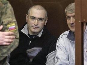 Защита Ходорковского заявила отвод судье