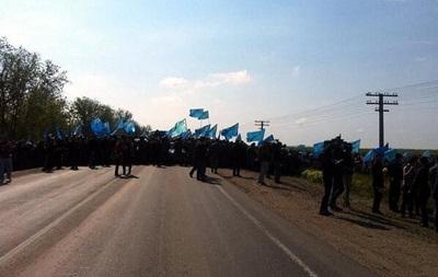 Крымские татары прекратили блокировать дороги в Крыму - Меджлис