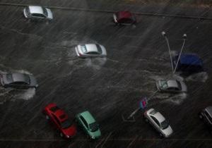 новости Киева - паводок - наводнение - Власти заверили киевлян, что столице не стоит бояться наводнения