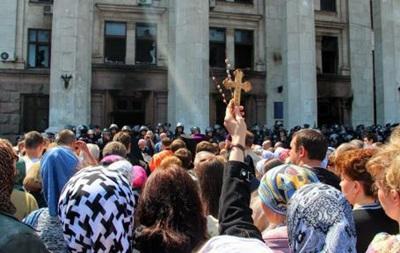 В Одессе потрясены трагедией и ищут виновных