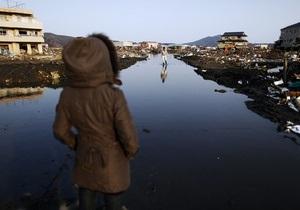 Землетрясение сдвинуло японский полуостров на пять метров