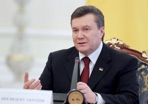 Янукович рассказал о своей личной жизни