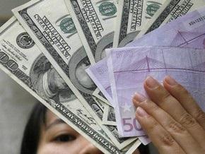 Торги на межбанке проходят в диапазоне 7,99-8,01 гривны за доллар