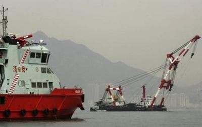 В Гонконге столкнулись суда, пропали 11 человек