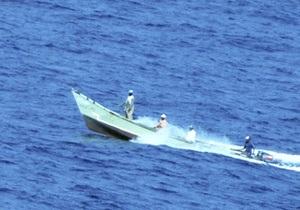 Пираты освободили тайваньское рыболовецкое судно