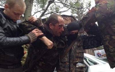 Летчик, захваченный под Славянском 2 мая, освобожден из плена