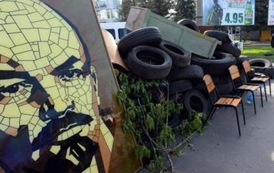 Славянск готовится ко встрече с армией Украины - BBC